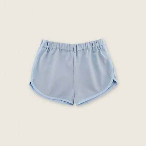 Short color azul